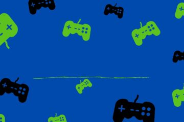 video game background