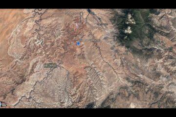 location of 2020 monolith
